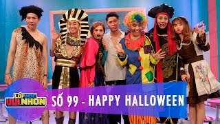 Lớp Học Vui Nhộn 99 | Happy Halloween | Duy Khánh Zhou Zhou | Fullshow