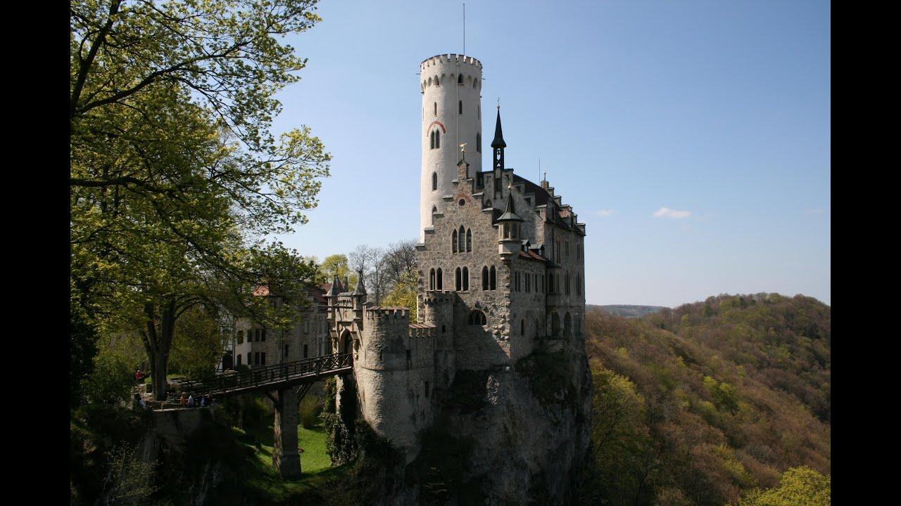 Schloss Lichtenstein - Pixdaus
