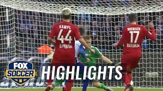 Video Gol Pertandingan Hertha Berlin vs Bayer Leverkusen