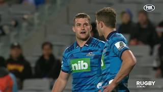 2018 Super Rugby Round 16: Blues vs Rebels