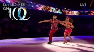 We Belieb in Wes' Routine | Dancing On Ice 2019