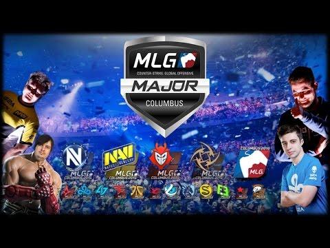 MLG Columbus 2016 Hype Montage (Legends & Challengers)