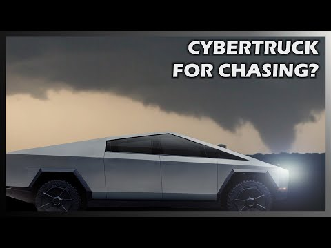 Download CYBERTRUCK the Ultimate Tornado Stormchasing vehicle? Will STARLINK be included? (Please!)
