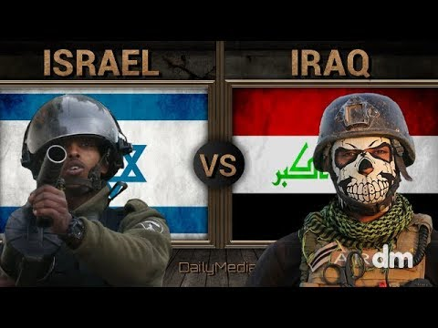 Israel vs Iraq - Army/Military Power Comparison 2018