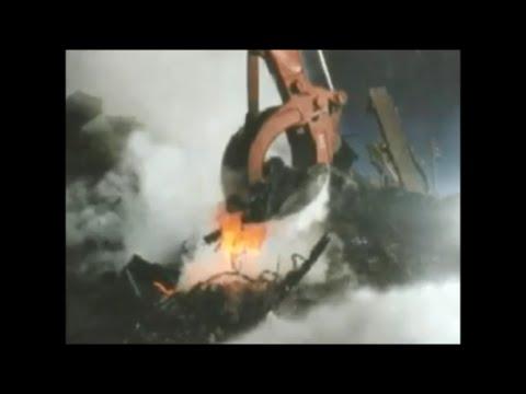 911 Metal melting - Nanothermite?
