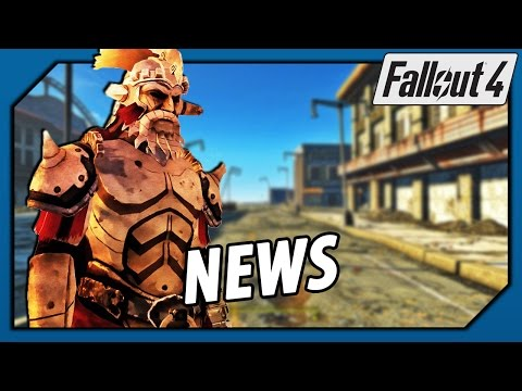 Fallout NEW VEGAS being BUILT in FALLOUT 4!