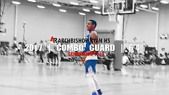 Izaiah Brockington @TheOnlyIZB July Mixtape 17' 6'4 Guard