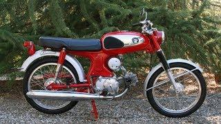 18 Motor Klasik dan Melegenda Pada Era Tahun 1960 - 1980 an di Indonesia