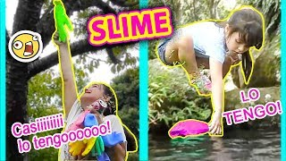 FIND your SLIME Ingredients CHALLENGE | Encuentra el ingrediente de SLIME Challenge | Juega con Adri