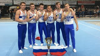 Team Final | Italy - Greece - Russia | Командный финал