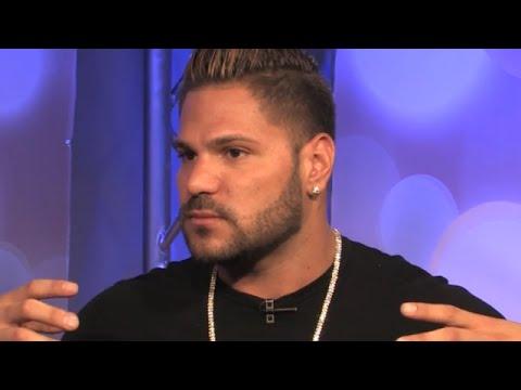 Ronnie Ortiz-Magro Talks Current Status With Malika Haqq