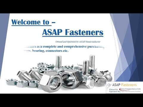 ASAP Fasteners – Leading Aircraft Hardware Distributor