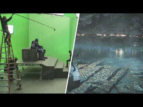 Avengers Endgame Without the VFX - Part 4 [Digital Domain VFX Breakdown]