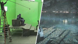 Avengers Endgame Without the VFX - Part 4 [Digital Domain VFX Breakdown]