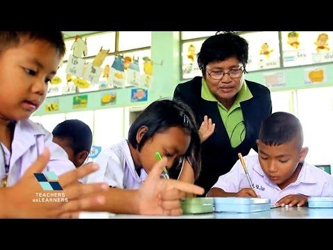 การจัดการเรียนรู้แบบ DLTV โรงเรียนวัดบางใหญ่ (การศึกษาทางไกลผ่านดาวเทียม)