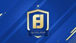 IM TAKING PART IN PRO F8TAL SERIES!! // FIFA17 PRO F8TAL //