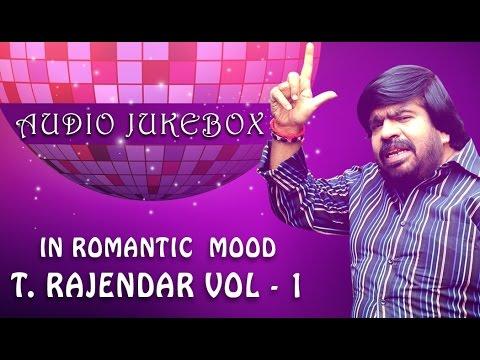 T. Rajendar Super Hit Songs Jukebox | Romantic Tamil Songs of TR | Best Collection | Volume 1