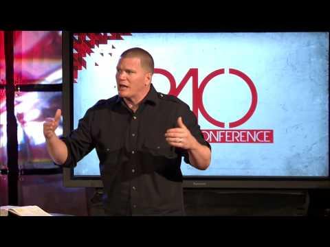 Jon Kitna - The Importance of Discipleship