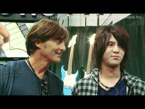 Booth Interview with Allen Hinds & Yuya Komoguchi at NAMM 2011
