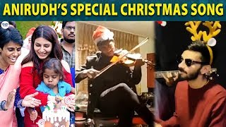 Sandy and Anirudh's Special Song Composition for Christmas | VJD | Samantha | LittleTalks
