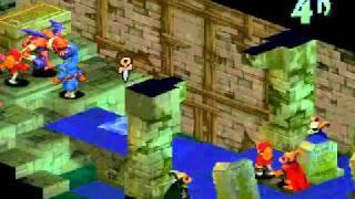 Final Fantasy Tactics - Part 64 - Battle - Zarela The Angel of Death
