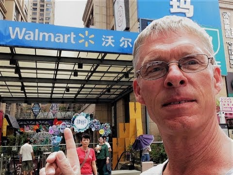 Walmart In China Is Different Than In Canada