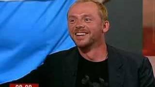 Simon Pegg on 'Run, Fat Boy, Run' - BBC Breakfast - BBC One
