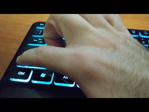 Клавиатура проводная 2E KS110 Illuminated USB (2E-KS110UB)