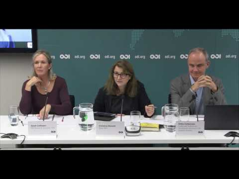 Power, politics and the economics of humanitarian action - Q&A