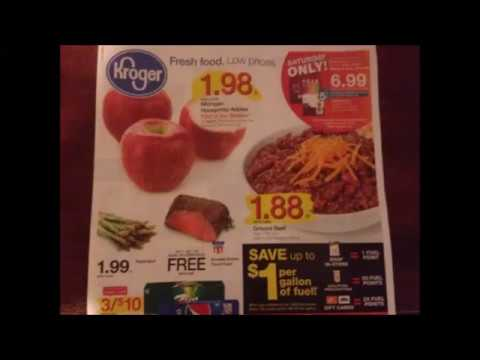 Kroger Ad Preview- 9/20/17~9/26/17