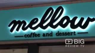 Mellow, a Cafe and Dessert Shop in Auckland serving Coffee, Ice Cream, and Cheesecake