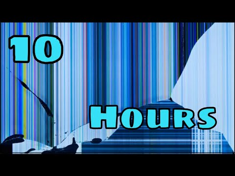 10 Hour Prank Cracked Screen Background 1