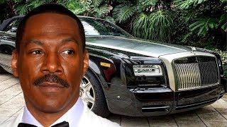 8 most expensive things owned by American comedian Eddie Murphy.