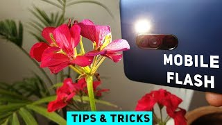 Mobile Flash Photography Ft Poco F1 & Samsung Note 9 Tips & Tricks