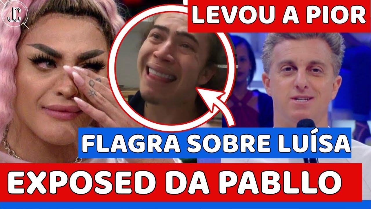 💣Pabllo Vittar é EXPOSTA; Globo FINALMENTE TOMA ATITUDE; Whind É FLAGRADO e ASSUNTO é Luísa Sonza