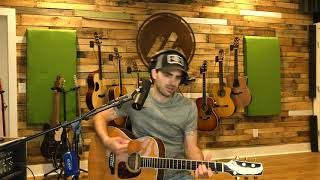 Mitch Rossell - Just Don't Happen Twice (Kenny Chesney) #unCOVERed