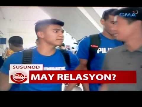 Alyssa Valdez on 24 oras