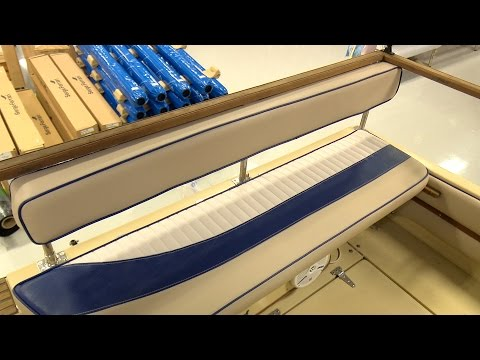 How to Make a Backrest for an Aft Bench Cushion on a Powerbo