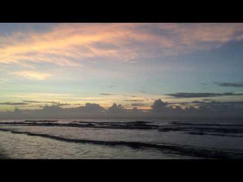 Sunrise on the Isle of Palms, SC