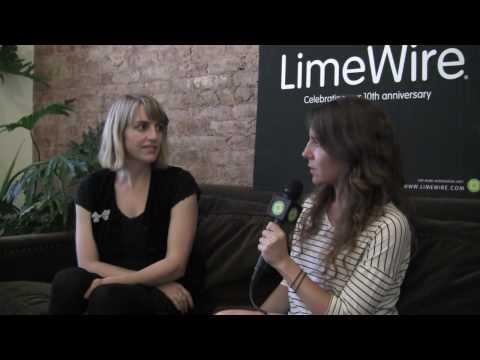 LimeWire Music Blog Meets Sally Seltmann