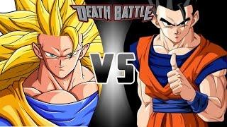 Mystic Gohan Vs Goku SSJ3 (How Many Times is Gohan stronger Than Goku)