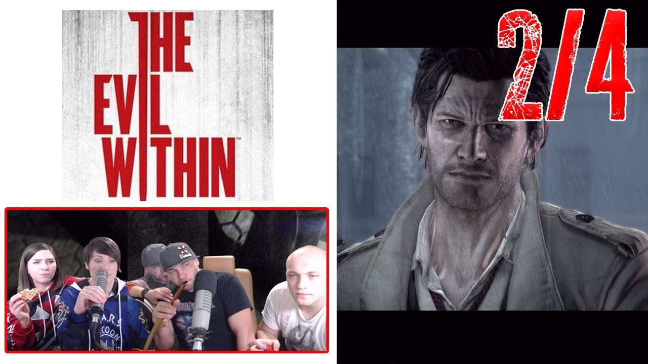 Abonnenten Livestream The Evil Within 2/2 - DEUTSCH