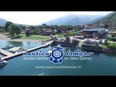 Nautica Domaso - boote zentrum am Comer see Liegeplatze Yachthafen lagerung