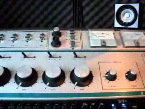 Radiolab: Mesa de Som para Rádio FM/AM