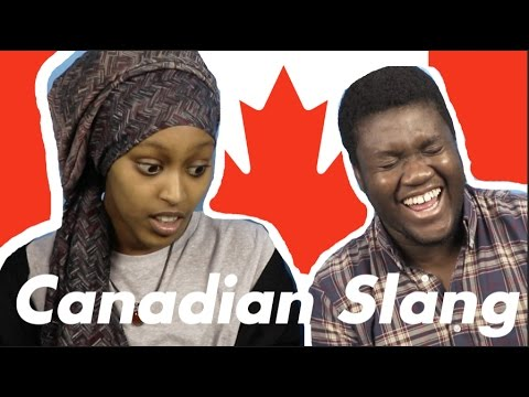 International Students Guess Canadian Slang