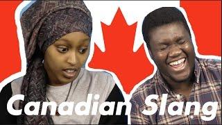 International Students Guess Canadian Slang