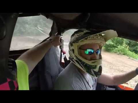 Danny V and his first time driving the YXZ...