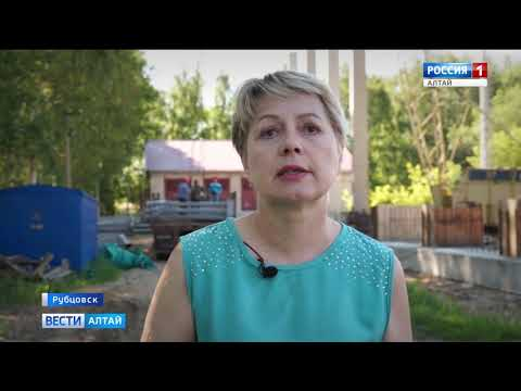 Когда достроят ледовый дворец в Рубцовске?