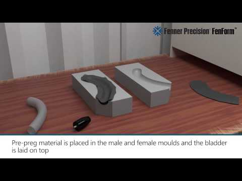 FenForm bladder moulding - Fenner Precision