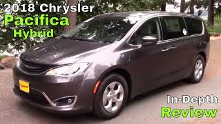 2018 Chrysler Pacifica Hybrid - Review